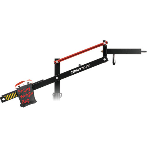 Cambo RD-1100 Redwing Compact Boom Arm for Light Fixtures
