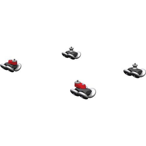 Cambo VPD-77 On-Track Wheel Set