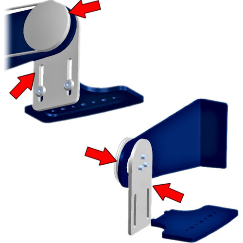 Cambo Standard Tilt Platform - for ARTES Camera Crane