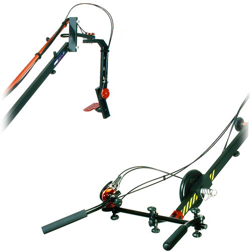 Cambo Cable Set - for MPT-9 on V-40, with 13.1' Extension