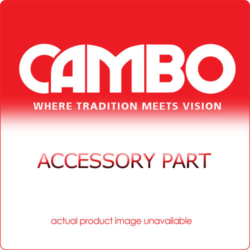 Cambo 4-Pin XLR Cable - for 12 VDC Power