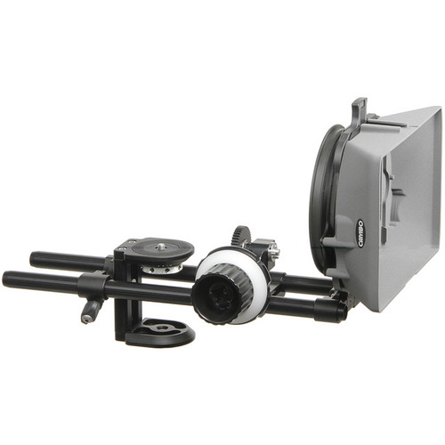 Cambo CS-LS-TRIBASE Tripod Based HDSLR Support with Follow Focus & Matte Box