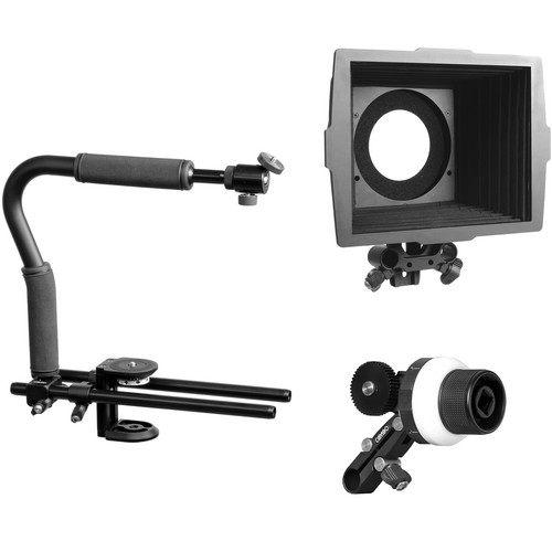Cambo CS-AS-BRONTO HDSLR Support Rig with Follow Focus & Mattebox