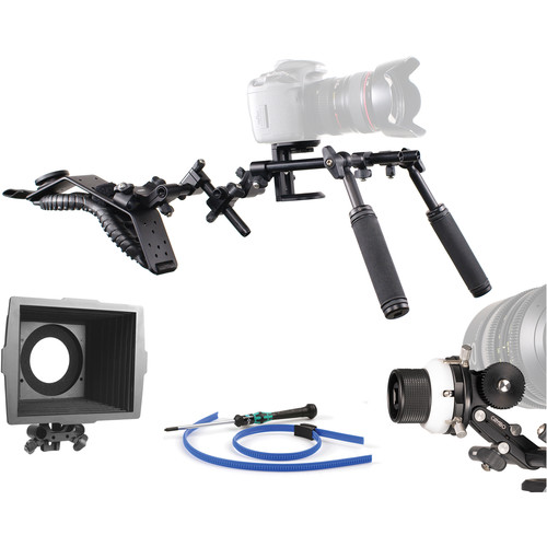Cambo Eris Fully Adjustable HDSLR Support Kit
