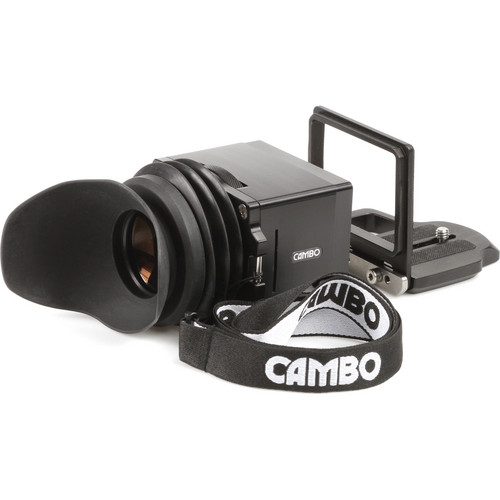 Cambo CS-32 HDSLR Viewing Loupe 3 Set (7D Series)