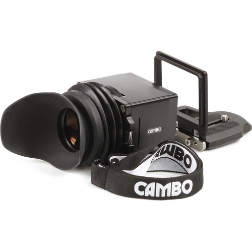 Cambo CS-33 HDSLR Viewing Loupe 3 Set (5D Series)