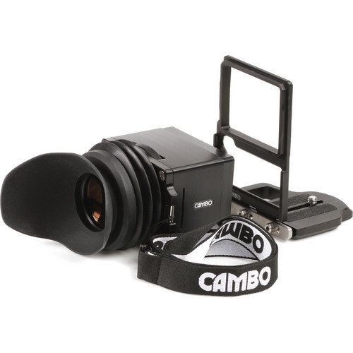 Cambo CS-34 HDSLR Viewing Loupe 3 Set (1D Series)