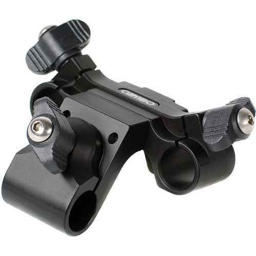 Cambo CS-153 Rod Clamp Triple Dual/Perpendicular (15mm)