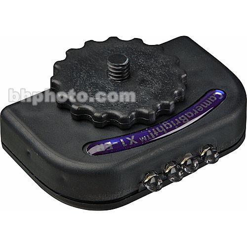 CameraBright X1-ER Extended Range Digital/Video Camera Light (Black)