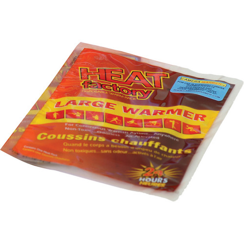 Camera Duck Large Heat Warmer Packet (Single)