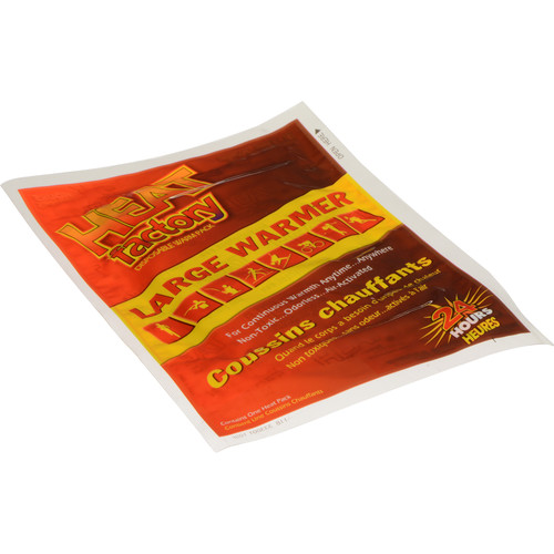 Camera Duck Large Heat Warmer Packet (Pack of 4)