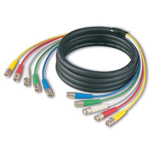 Canare 5-Channel BNC Multi-Coaxial Cable (164.04' / 50 m)