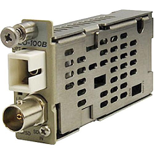 Canare EO-100B Electrical BNC to Optical Fiber Media Converter Module