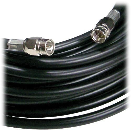 Canare FP5C015F 75 Ω F to F RF Video Line Cord (15')
