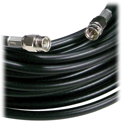 Canare FP5C050F 75 Ω F to F RF Video Line Cord (50')
