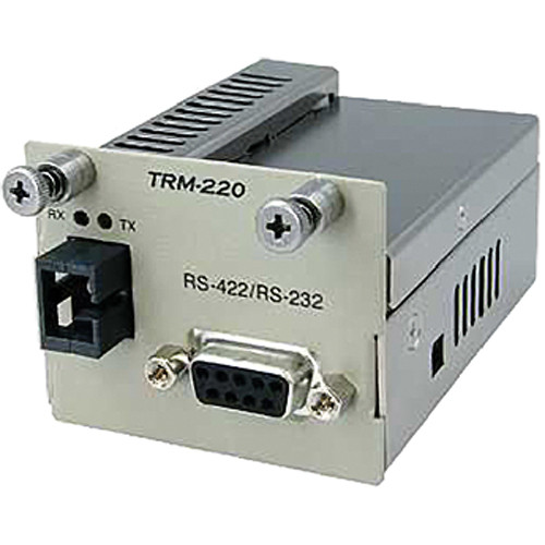 Canare TRM-220 Optical Converter (RS-422 / RS-232)