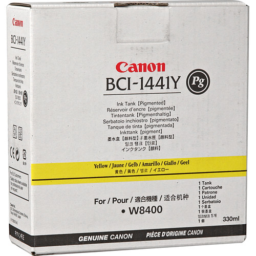 Canon BCI-1441Y PG Yellow Ink Tank (330ml)