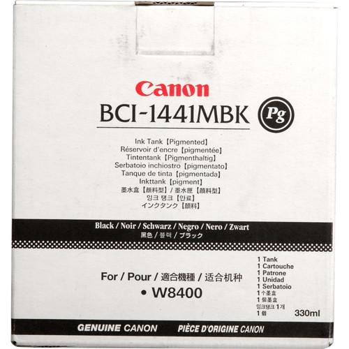 Canon BCI-1441MBK PG Matte Black Ink Tank (330ml)
