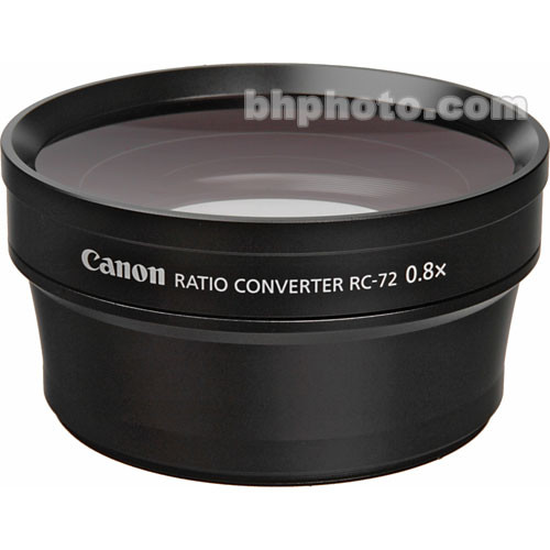Canon RC-72 Aspect Ratio Converter - for XL-2