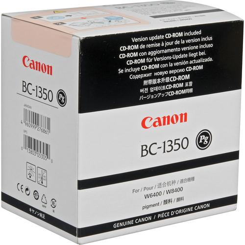 Canon BC-1350 Pigment Ink Printer Head