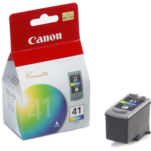 Canon CL-41 Tri-Color Ink Tank