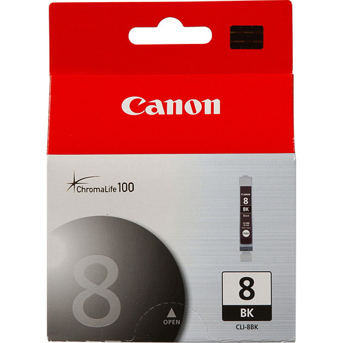 Canon CLI-8 Black Ink Cartridge