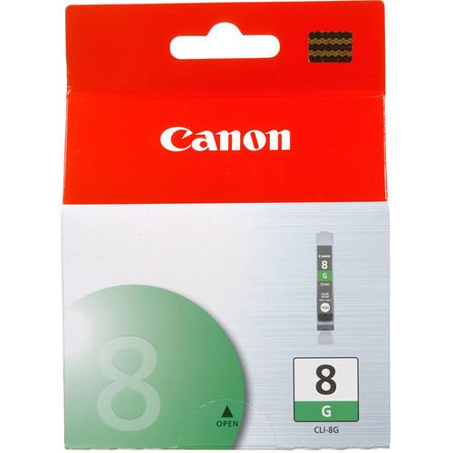 Canon CLI-8 Green Ink Cartridge