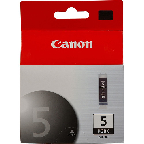 Canon PGI-5BK Black Ink Tank