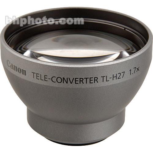 Canon TL-H27 1.7x Telephoto Converter Lens