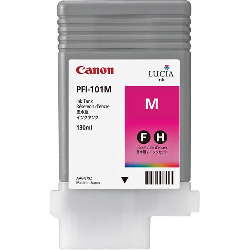 Canon PFI-101M Magenta Ink Tank (130 ml)