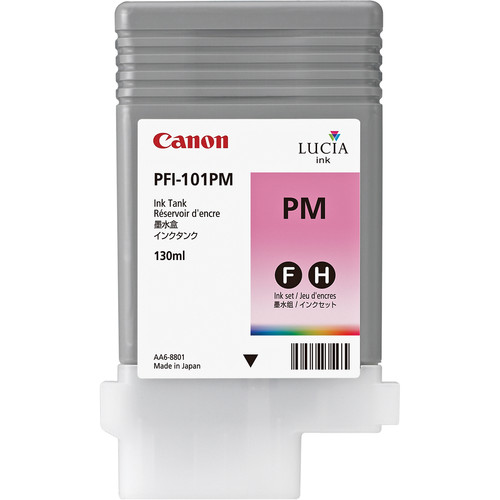 Canon PFI-101PM Photo Magenta Ink Tank