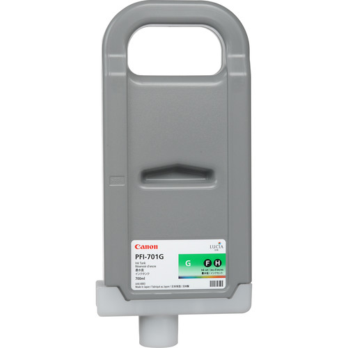 Canon LUCIA PFI-701G Green Ink Tank (700 ml)