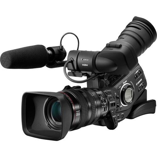 Canon XL-H1 3-CCD High Definition Camcorder