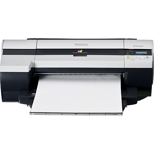 Canon imagePROGRAF iPF500 Large Format Printer