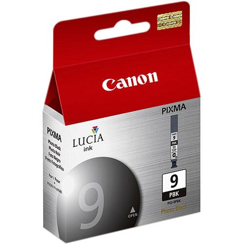 Canon LUCIA PGI-9 Photo Black Ink Tank