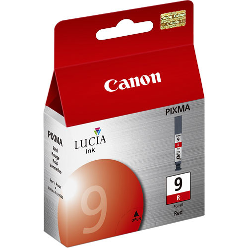 Canon LUCIA PGI-9 Red Ink Tank