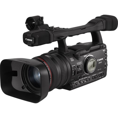 Canon XH-A1 3CCD HDV Camcorder