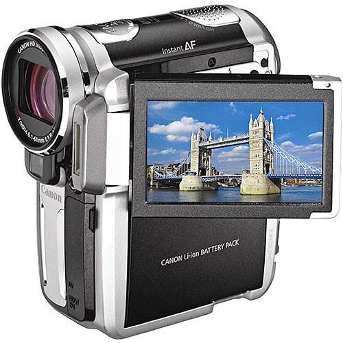 Canon HV10 2.76MP CMOS HDV Camcorder