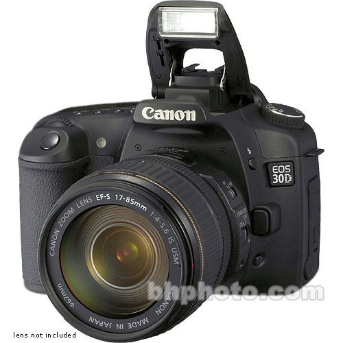 Canon EOS 30D Digital Camera (Camera Body)