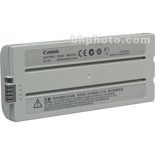 Canon B-ES1L Battery Pack