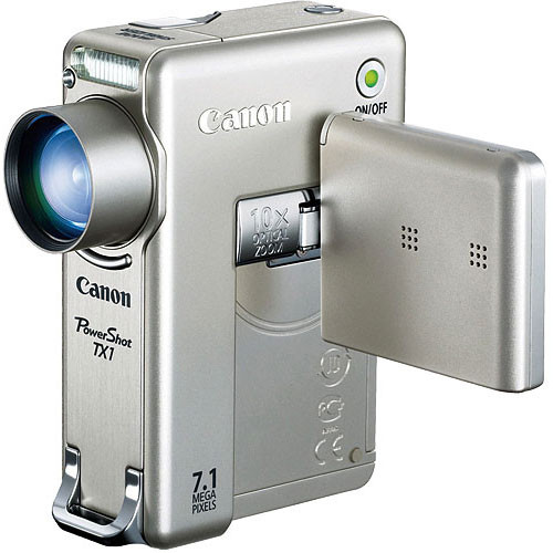 Canon PowerShot TX1 Digital Camera
