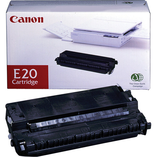 Canon E20 Black Cartridge