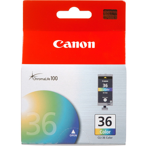 Canon CLI-36 Tri-Color Ink Cartridge
