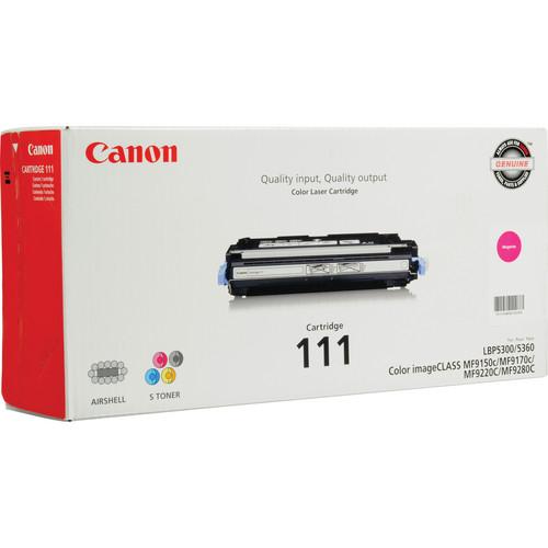 Canon 111 Magenta Toner Cartridge