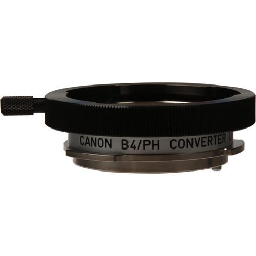 Canon CB4PH B4 to PH Converter - for Panasonic and JVC Mounts