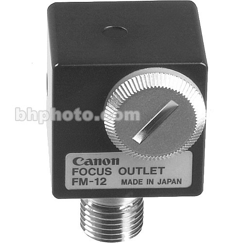 Canon FM12 Flexible Focus Module