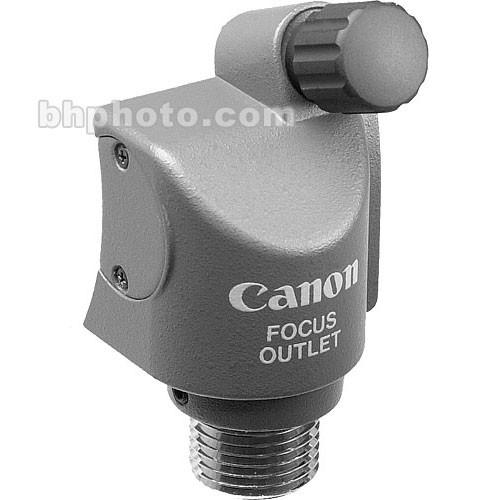 Canon FFM-100 Flex Focus Module for Canon ENG/EFP Lenses