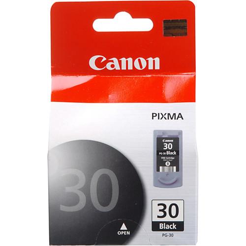 Canon PG-30 Black Ink Cartridge