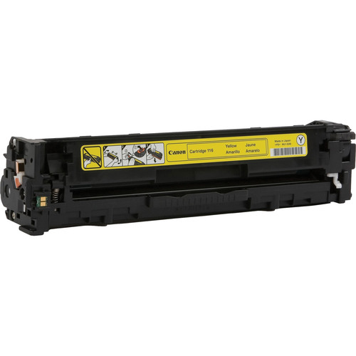 Canon 116 Yellow Toner Cartridge
