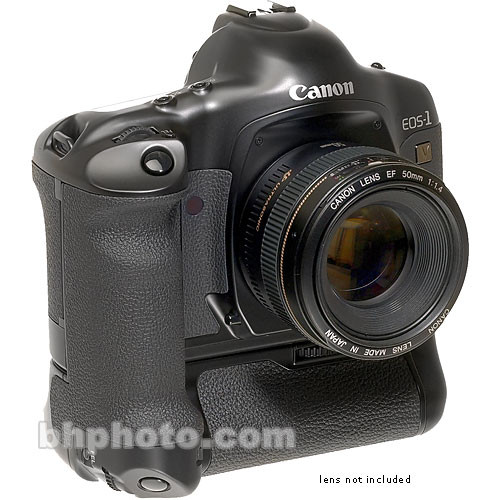 Canon EOS-1V HS Body with PB-E2 Power Drive Booster